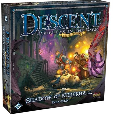Descent Journeys In The Dark - Shadow Of Nerekhall Expansion