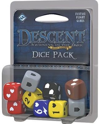 Descent Journeys In The Dark - Dice Pack