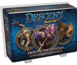 Descent Journeys In The Dark - Oath Of The Outcast Expansion