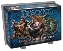 Descent Journeys In The Dark - Crusade Of The Forgotten Expansion