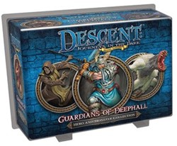 Descent Journeys In The Dark - Guardians Of Deephall Expansion
