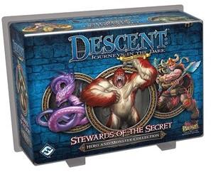 Descent Journeys In The Dark - Stewards Of The Secret Expansion