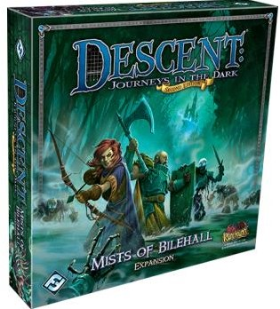 Descent Journeys In The Dark - Mists Of Bilehall Expansion