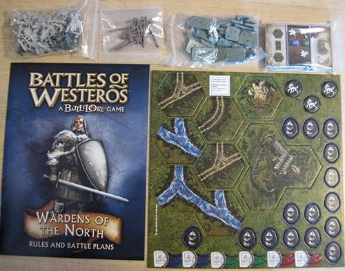 Battles of Westeros: Wardens of the North-2