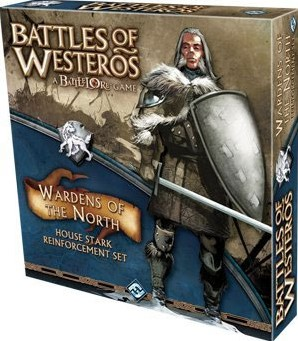 Battles of Westeros: Wardens of the North-1