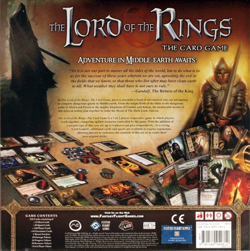 Lord of the Rings The Card Game-2