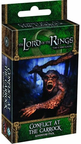 Lord of the Rings - Conflict at the Carrock Adventure Pack