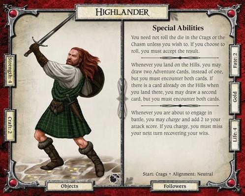 Talisman Uitbreiding: The Highland-2