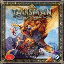 Talisman Uitbreiding: The Dragon