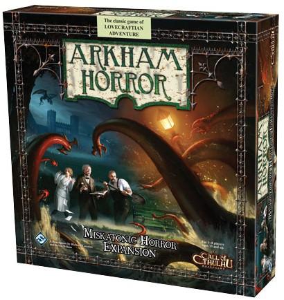 Arkham Horror Uitbreiding - Miskatonic Horror-1