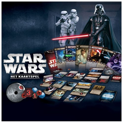 Star Wars The Card Game: Core Set-2