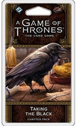 Game of Thrones LCG 2nd Edition - Taking the Black Exp.