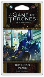 Game of Thrones LCG 2nd Edition - The King's Peace