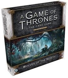 Game of Thrones LCG 2nd Ed. Wolves of the North