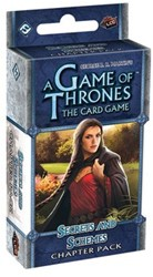Game of Thrones LCG Secrets And Schemes Chapter Pack