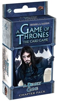 Game of Thrones LCG A Deadly Game Chapter Pack