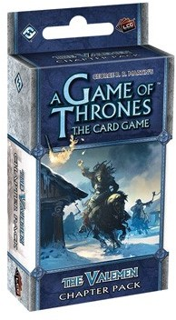 Game of Thrones LCG The Valemen Chapter Pack