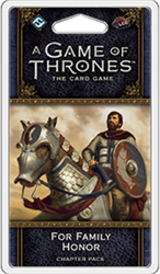 Game of Thrones - For Family Honor Chapter Pack