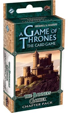 Game of Thrones LCG The Banners Gather Chapter Pack
