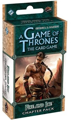 Game of Thrones LCG Fire & Ice Chapter Pack