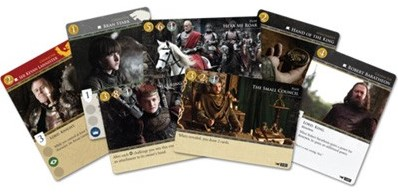 Game of Thrones Cardgame HBO-2