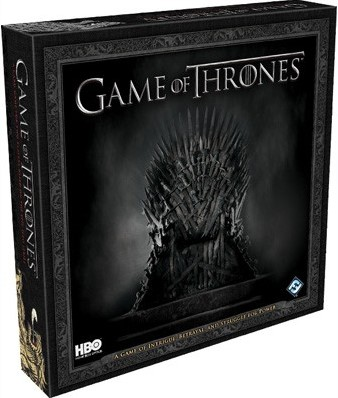 Game of Thrones Cardgame HBO-1