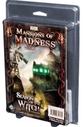 Mansions of Madness - Season of the Witch Expansion