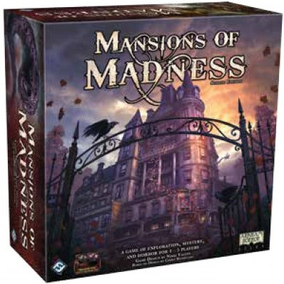 Mansions of Madness 2nd Edition-1