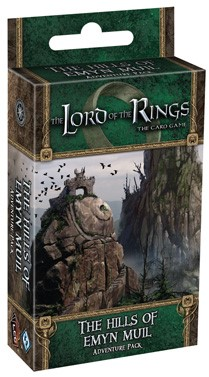 Lord of the Rings - The Hills of Emyn Muil Adventure Pack