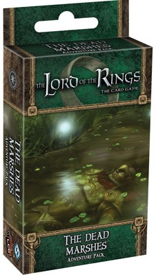 Lord of the Rings - The Dead Marshes Adventure Pack
