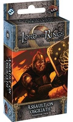 Lord of the Rings - Assault on Osgiliath Adventure Pack
