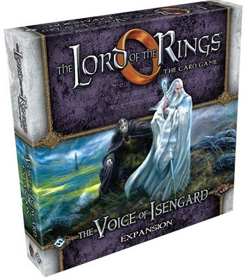 Lord of the Rings - The Voice of Isengard Expansion
