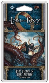 Lord of the Rings - The Thing in the Depths Adventure Pack