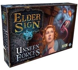Elder Sign Unseen Forces Expansion