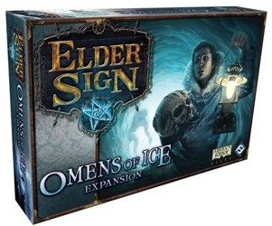 Elder Sign - Omens of Ice Expansion