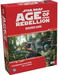 Star Wars Age of Rebellion RPG - Beginner Game