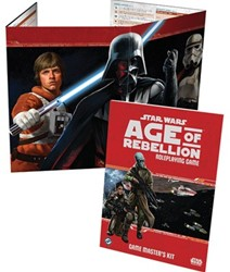 Star Wars Age of Rebellion RPG - Game Master's Kit