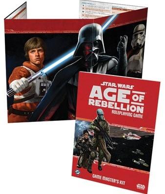Star Wars Age of Rebellion RPG - Game Master