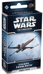 Star Wars The Card Game - Escape from Hoth
