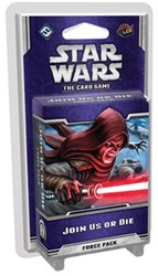 Star Wars The Card Game - Join Us or Die