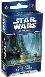 Star Wars The Card Game - It Binds All Things