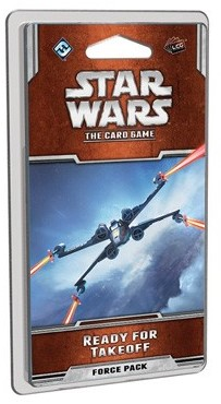 Star Wars The Card Game - Ready for Takeoff