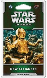 Star Wars The Card Game - New Alliances Force Pack