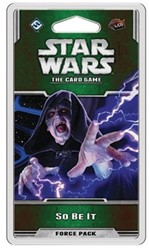 Star Wars The Card Game - So Be It