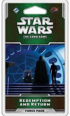 Star Wars The Card Game - Redemption and Return