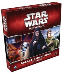 Star Wars The Card Game - Galactic Ambitions