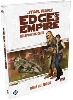 Star Wars Edge of The Empire Core Rulebook