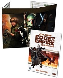 Star Wars Edge of The Empire Game Master's Kit