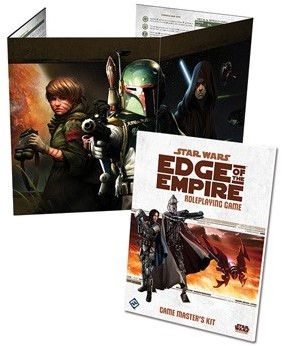 Star Wars Edge of The Empire Game Master