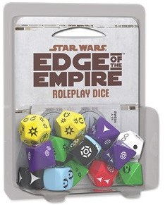 Star Wars Edge of The Empire Dices